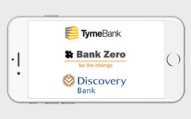 The Rise of the Digital Bank : Tyme Bank, Bank Zero & Discovery Bank